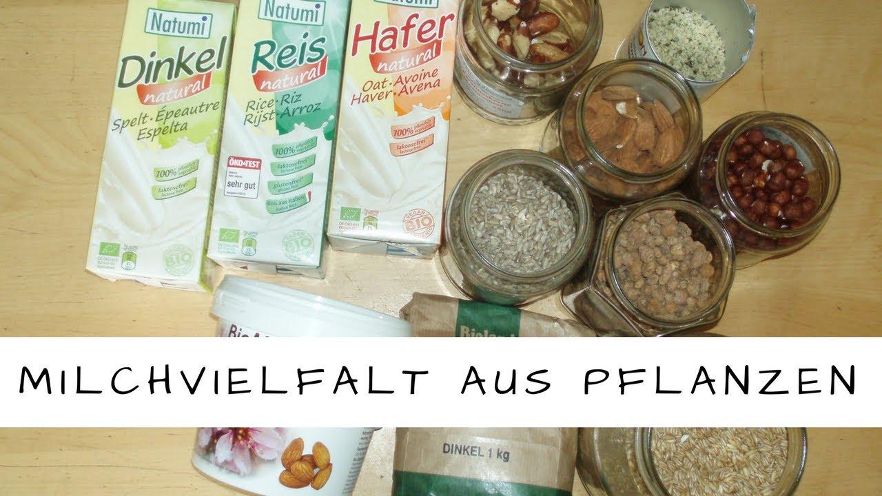 Wichtige Gründe für pflanzliche Milch!