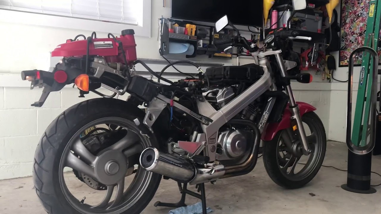 Rough idle and stalling after warmup - Honda Hawk GT Forum
