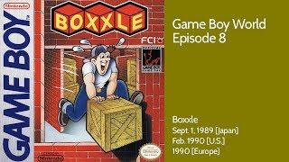 Game Boy World #008: Boxxle (Thinking Rabbit/FCI, 1989)