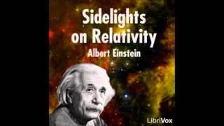 Sidelights on Relativity (Audio Book) by Albert Einstein