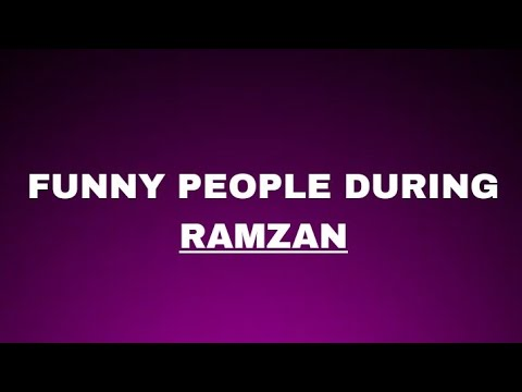 FUNNY PEOPLE DURING RAMZAN ##BANJARAHILLS DIARIES ####HYDERABADI COMADY VIDEO ###