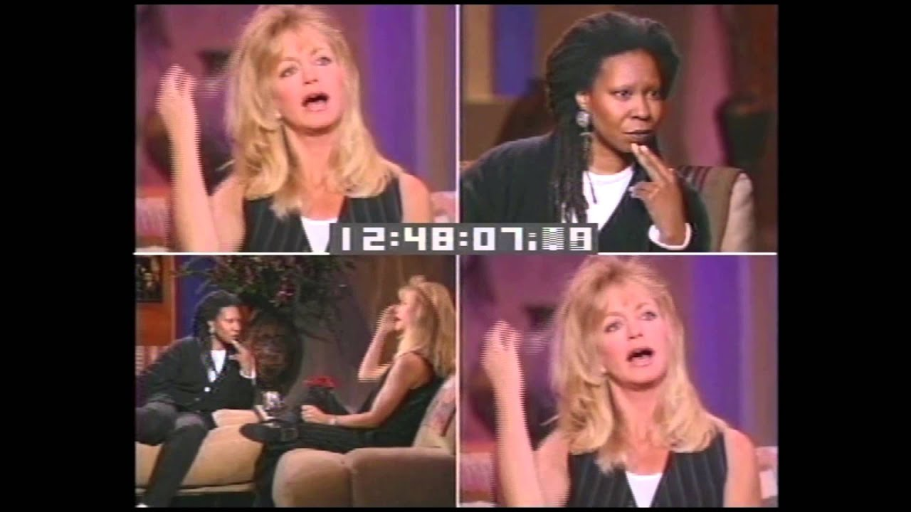 Download 90's Throwback: The Whoopi Goldberg Show - Goldie Hawn