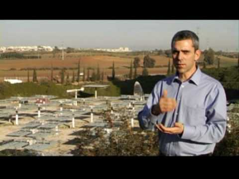 Israeli HelioFocus Uses Capstone's Microturbines for Concentrated Solar Power Systems
