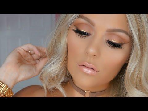 Bronzed Goddess Makeup Tutorial