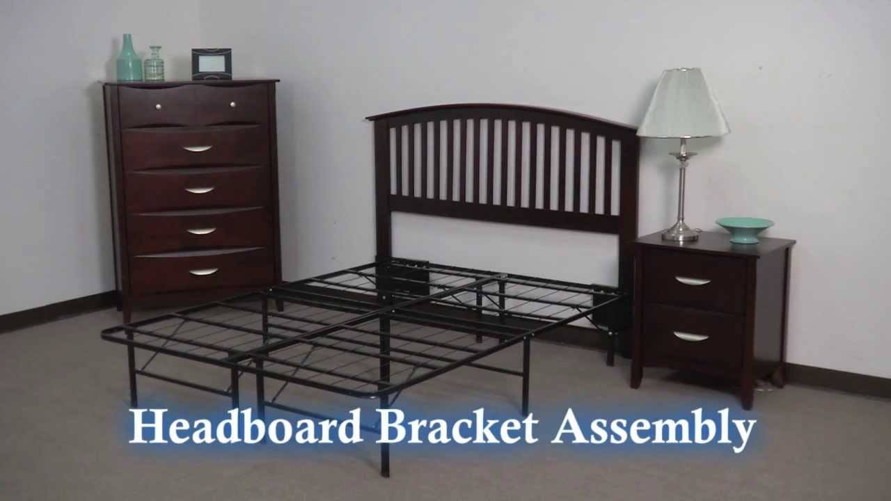 Large Universal Headboard Footboard Bracket
