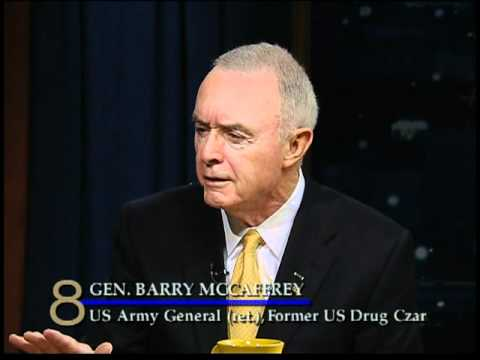 """U.S. Security, Infrastructure and the War on Drugs"" on HOUSTON 8"