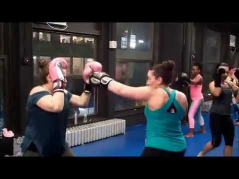 Fitness Kick Boxing New York Midtown Manhattan