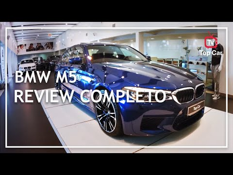 Review Completo - M5 - BMW - Top Car