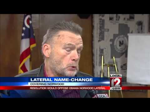 Resolution opposes Norwood Lateral name change