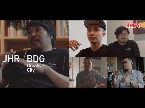 JOHOR / BANDUNG CREATIVE CITY - a short documentary by KREAT MOVE