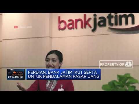 Optimistime Bank Jatim Raih Pertumbuhan Kredit 14,45% Di 2020