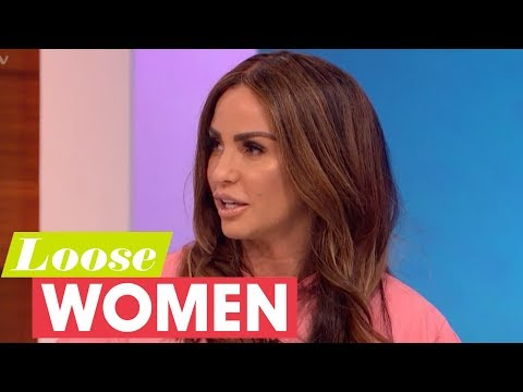 Junior Once Stole Money From Katie Price | Loose Women