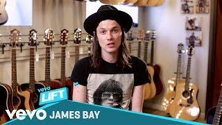 James Bay - LIFT Intro: James Bay (Vevo LIFT)