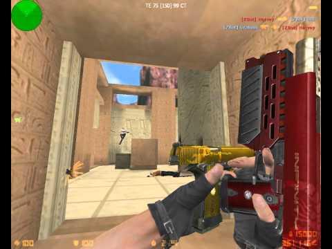Counter Strike Xtreme V5. Обзор Этой Игры.