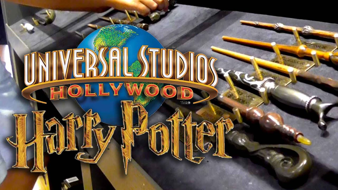 Harry Potter Gift Shop tour and NBC Expirence Tour (Unviersal ...