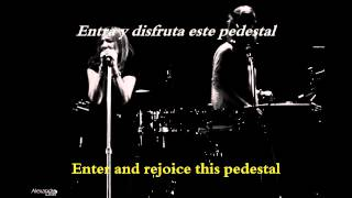 Portishead - Pedestal (Live) (Subtitulado + lyrics)