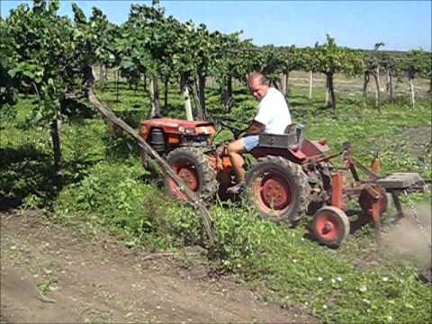 Trattore valpadana 20 cv a duro lavoro for Motocoltivatore con trincia usato