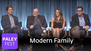 Modern Family - A Cam and Phil Love Scene