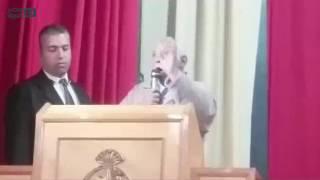 بالفيديو| محافظ الغربية يشارك في تكريم عمال غزل المحلة بيوم الوفاء