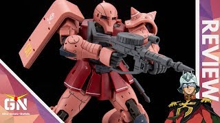 PBandai HG 1/144 Char's Zaku I Limited Package Ver. | Review