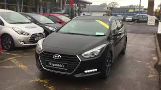 Hyundai i40 Tourer AUTO 7 SPEED Brian Doolan at Fitzpatrick s Garage Kildare
