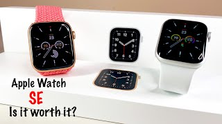NEW Apple Watch SE Dual Unboxing & Review | 40mm GPS + 44mm GPS & Cellular - Starting at $279!?
