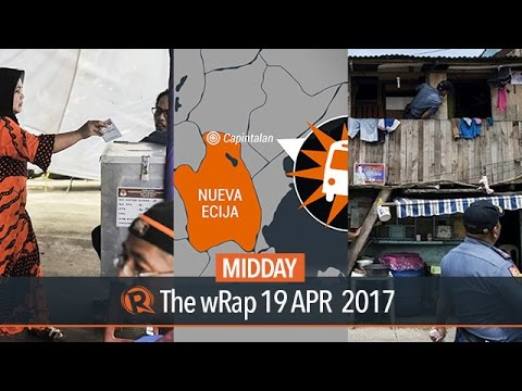 SWS survey, bus crash, Jakarta poll   Midday wRap