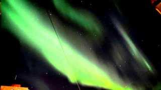 Мурманск - Полярное Сияние 03.11.15