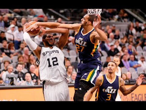 2017 NBA Awards: Defensive Player of the Year Nominee: Rudy Gobert