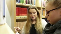 Orientaatiovideo - Kirjasto