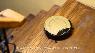 haier pathfinder robot video
