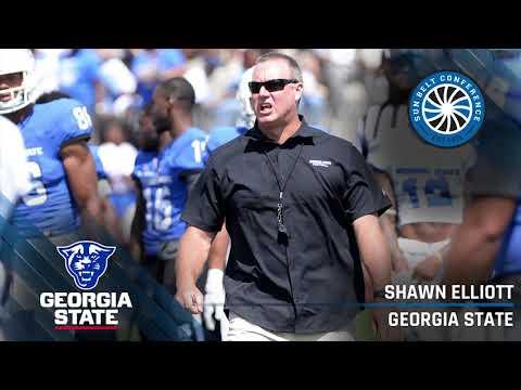 Georgia State Head Football Coach Shawn Elliott Media Teleconference