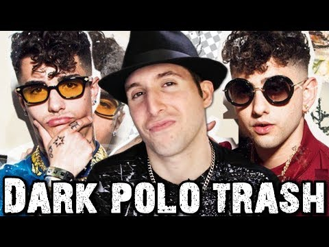 DARK POLO GANG - CONO GELATO - PARODIA