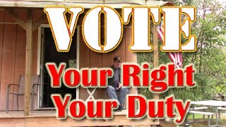 Baixar Get Out and Vote! - It's Your Right, It's Your Duty