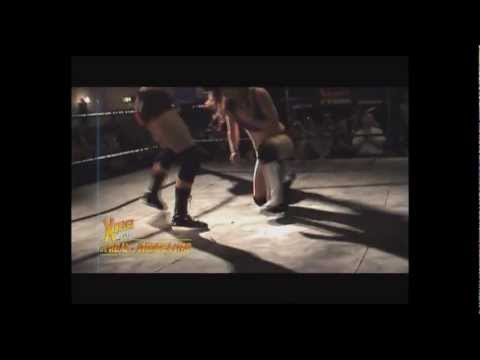 WWE / NXT Diva Champion Paige (Britani Knight) V Jenny Sjodin, Pro-Wrestling:EVE