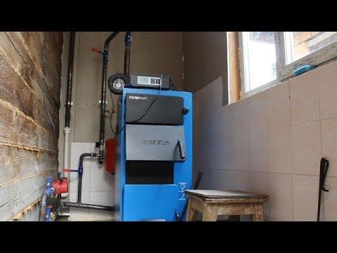 видео: Система отопления частного дома.