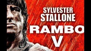 «Рэмбо 5» Сильвестр Сталлоне объявил о начале съемок новой части