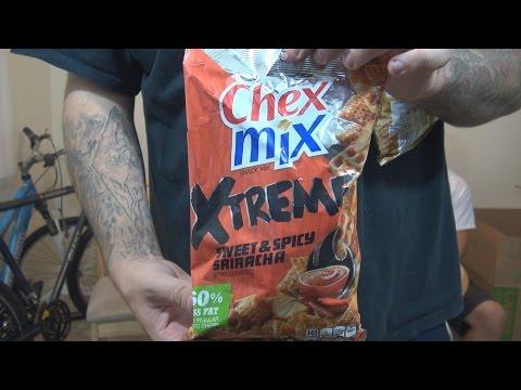 WE Shorts - Chex Mix Xtreme Habanero Lime & Sweet & Spicy Sriracha