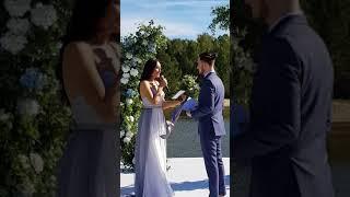 Клятва на свадьбе у Алсу и Марселя