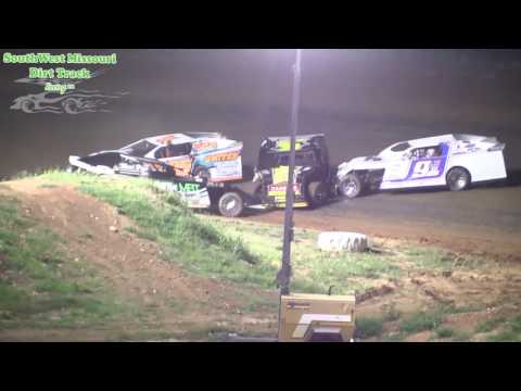 USMTS 3,000 to win Springfield Raceway A Mods B Feature Races August 3, 2017