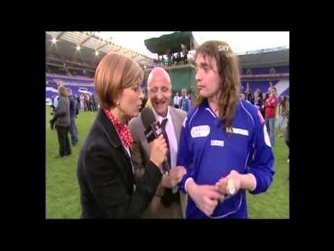 Soccer Six Aldo Zilli interview