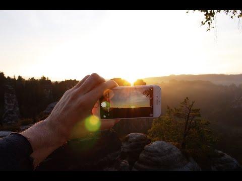 Sitting on the mountain cliff (Tag 2) //travel/Vlog/Sächsische Schweiz/The forest // 4K