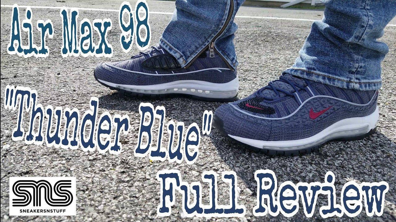 f0a08e32afaad7 Nike Air Max 98 QS