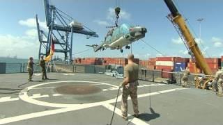 Hubschraubertausch