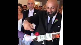 Выкуп невесты армянки / Шикарная армянская свадьба в Лос Анджелесе Глендейл