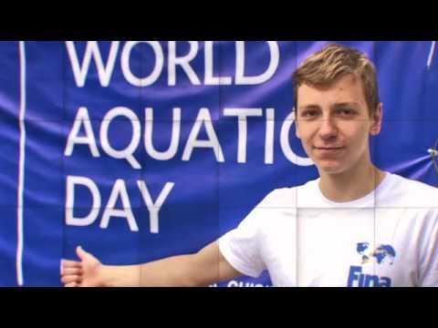 WORLD AQUATICS DAY MOLDOVA, day 2, photo clip
