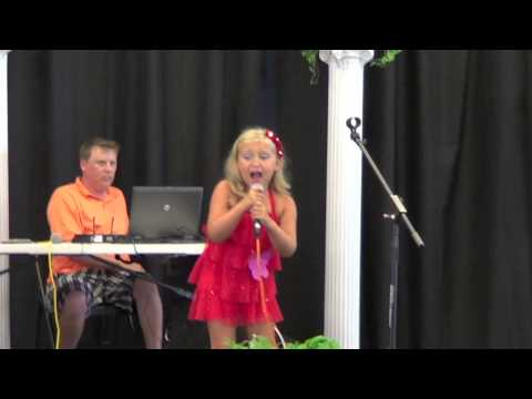 Dylan McCollam singing Here I Am from Barbie Princess & the Popstar
