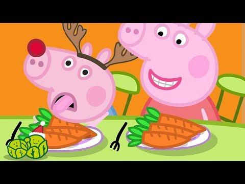 Heo Peppa |  Bữa tối giáng sinh | Tập đầy đủ | Heo Peppa Tiếng Việt | Phim Hoạt Hình