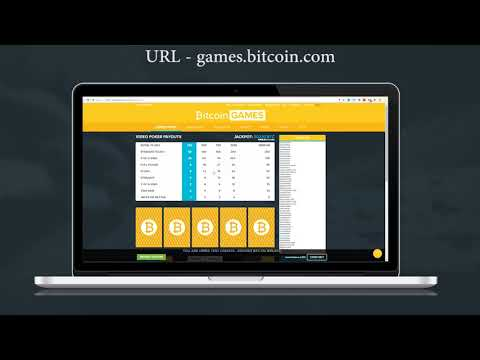 Deposit And Withdraw Instantly With Bitcoin Games