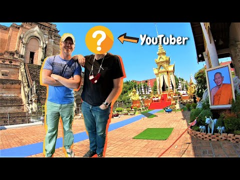 Meeting Another Youtuber & R.I.P to a Thailand Monk